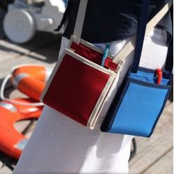 Un sac bandoulière original très léger qui ne vous quitte pas - Distinguez-vous avec ce petit sac à la contenance surprenante