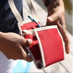 Un sac bandoulière original et très léger - Distinguez-vous avec ce petit sac à la contenance surprenante ~ Fabriqué en France