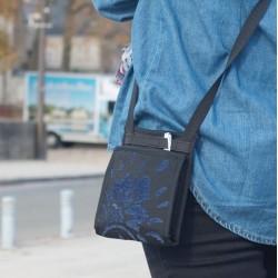 A utiliser comme sac à main ou comme sacoche - Idéal pour voyager - Gardez les mains libres avec ce sac léger et pratique