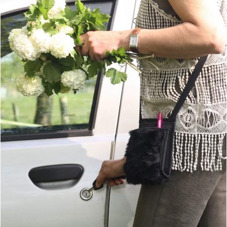 Indispensable pour voyager - Une création originale et brevetée - Ne garder que l'indispensable en toute sécurité - Un sac étonn