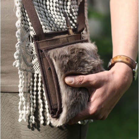 Petit sac pratique au style affirmé made in France - Indispensable - Un produit insolite et indispensable - Pratique et discret