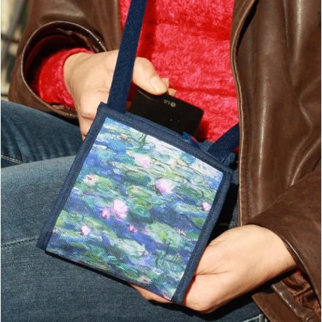 Un petit sac bien organisé pour partir léger avec l'essentiel, - Un petit sac étonnant - Pour vos déplacements ou au quotidien