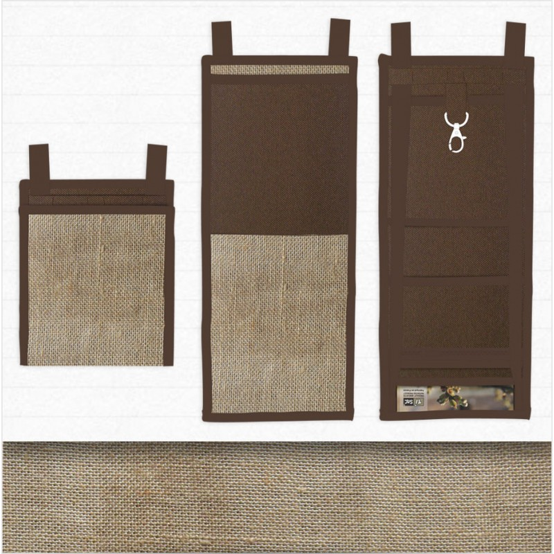 petit sac en toile de jute un petit sac pratique nature achat en ligne ti sac. Black Bedroom Furniture Sets. Home Design Ideas